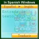 In Spanish Windows